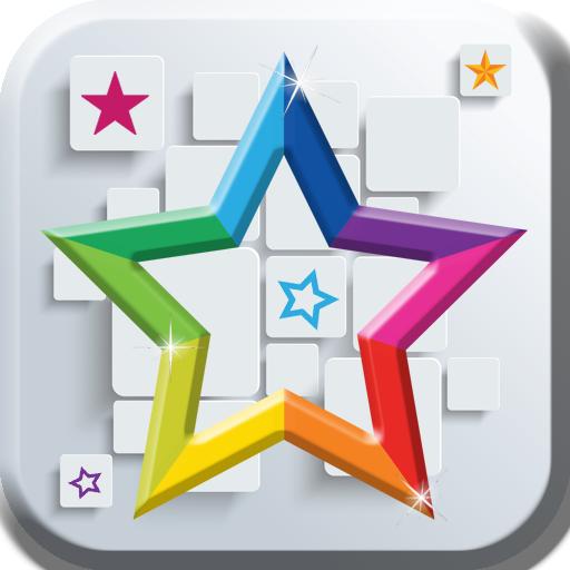 个人化の星はの ライブ壁紙 LOGO-記事Game