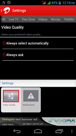 Airtel Mobile TV (Bangladesh) 5 screenshot 253578