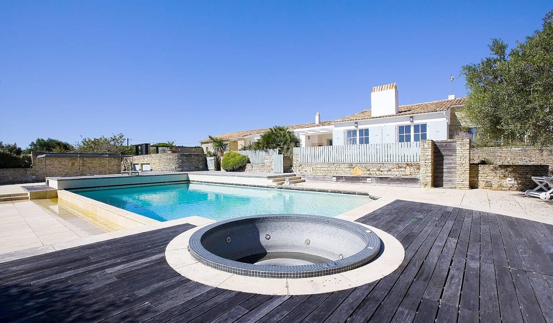 Propriété avec piscine Les Portes-en-Ré