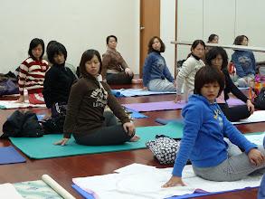 Photo: 20110323健康活力瑜珈004