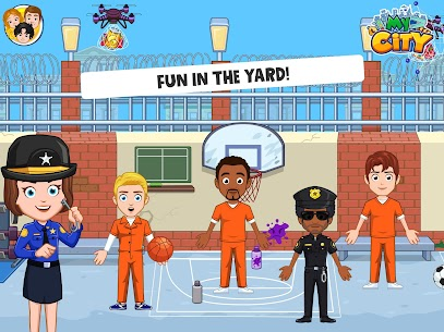 My City: Jail House Premium Apk [Paid for Free] 10