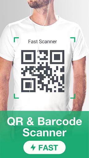 FREE QR Scanner screenshot 1