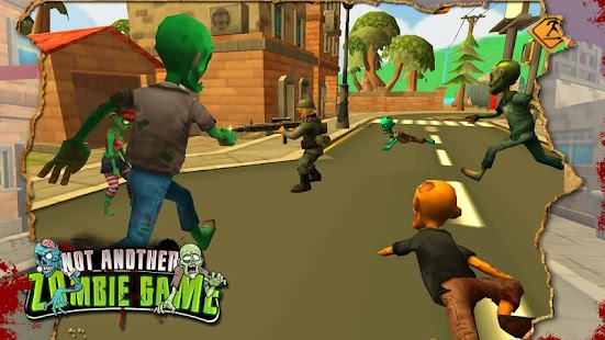 Not Another Zombie Game – Survival Shooter - náhled