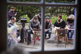 Photo: Ambiance bucolique des petits troquets parisiens