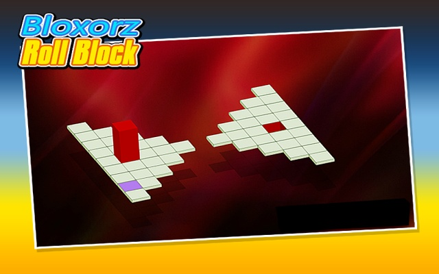 Bloxorz Roll Block