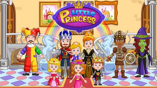My Little Princess : Castle Playhouse pretend play screenshots 1