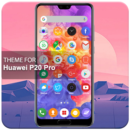 Theme For Huawei P20 Pro Android APK Download Free By Conjugate Apps