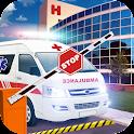 cidade ambulância salvamento