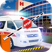 City Ambulance Rescue Duty - Emergency Fast Drive