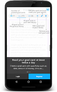 iGoalCard- screenshot thumbnail