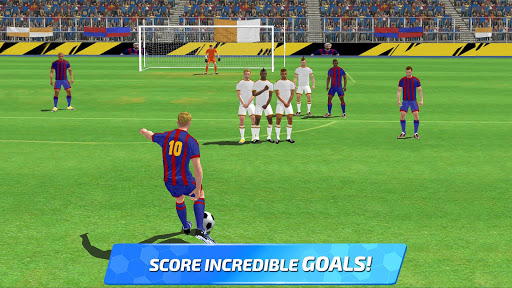 Soccer Star 2020 Football Cards: The soccer game screenshots 1