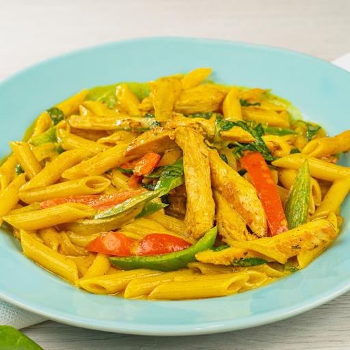 Curry Chicken Pasta