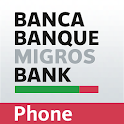 Migros Bank E-Banking Phone icon