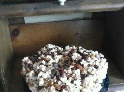 New Popcorn Cake Recipe