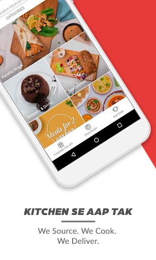 BOX8 - Order Food Online | Food Delivery App  screenshots 2