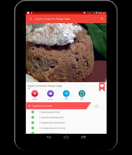 Cake Recipes 26.1.0 screenshots 19