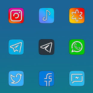 MiUX - ICON PACK Screenshot