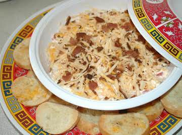 Chicken Club Dip