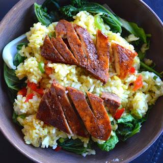 Tofu Curry White Rice Recipes