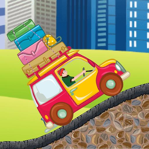 赛车游戏の丘無料登ります LOGO-記事Game