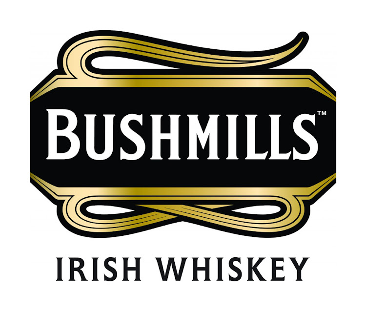 Logo for Old Bushmills Red Bush Irish Whiskey