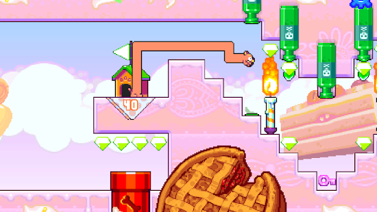 Silly Sausage: Doggy Dessert- screenshot thumbnail