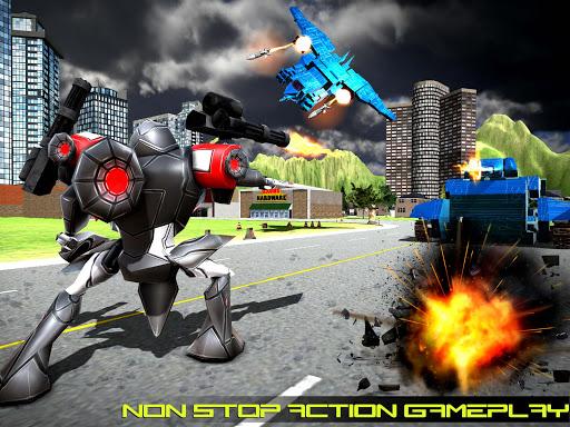 Transform Robot Action Game filehippodl screenshot 12
