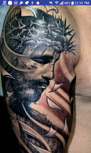 Tattoo photo editor pro (2018) - náhled