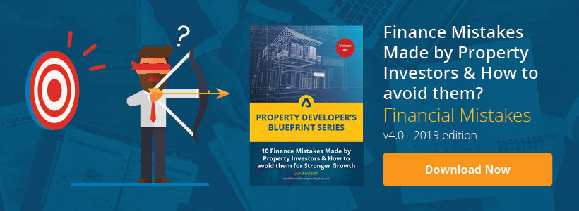 property development finance mistakes