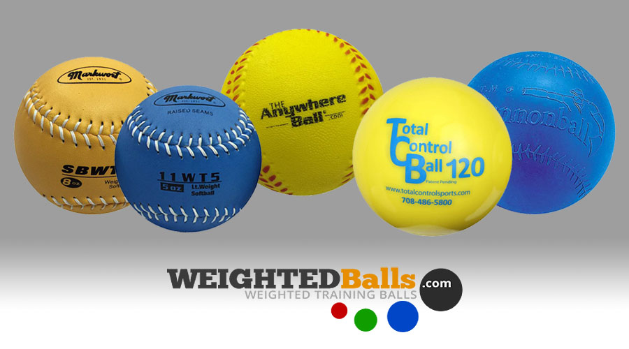 Weighted Balls for Softball Training