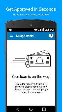Mkopo Rahisi (Kenya) 5.0 screenshot 350731