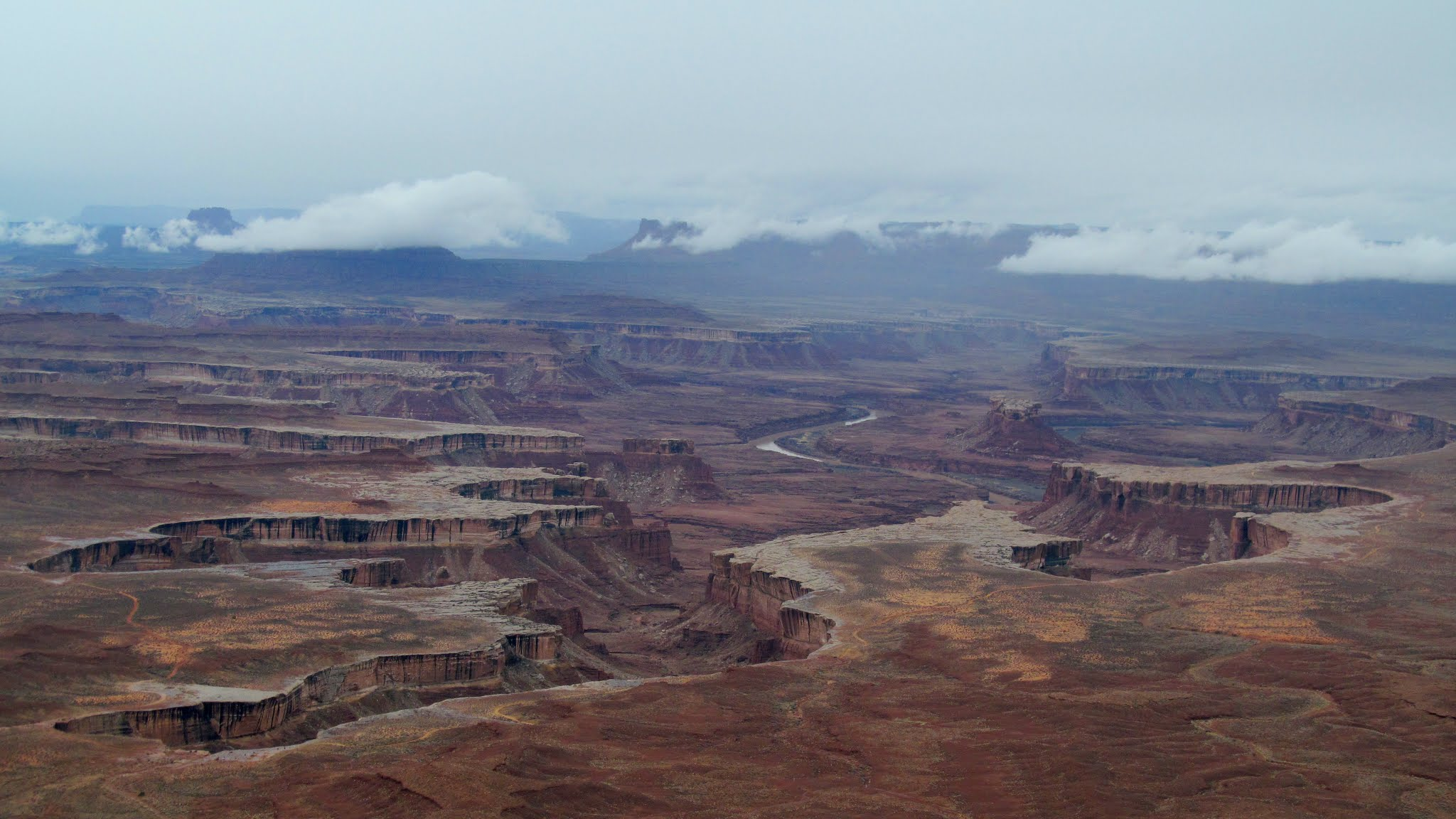 Photo: Green River Overlook view of Soda Springs Basin