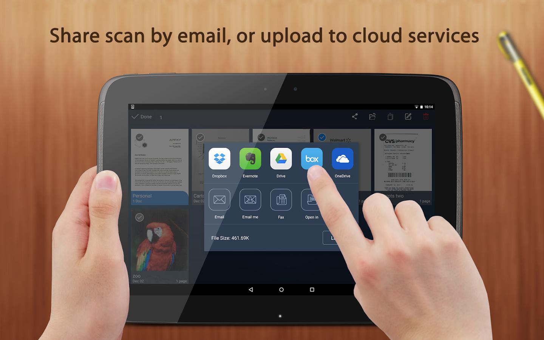 scan doc to pdf file