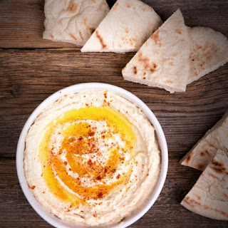 Thermomix Hummus.