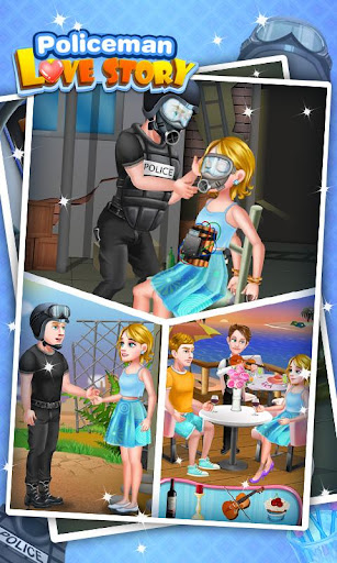 Policeman's Love Story screenshot 1