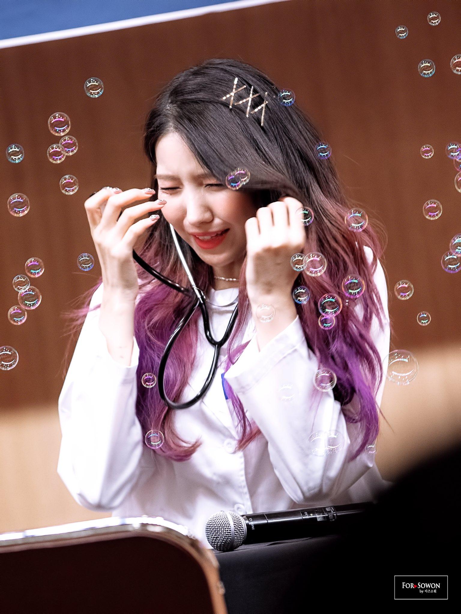 sowon bubble 2