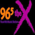 96.5 The X icon