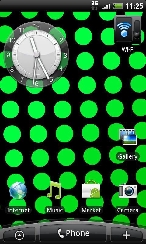 Скриншот Power Dots