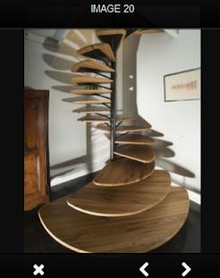 Nápady designu schodišť - náhled