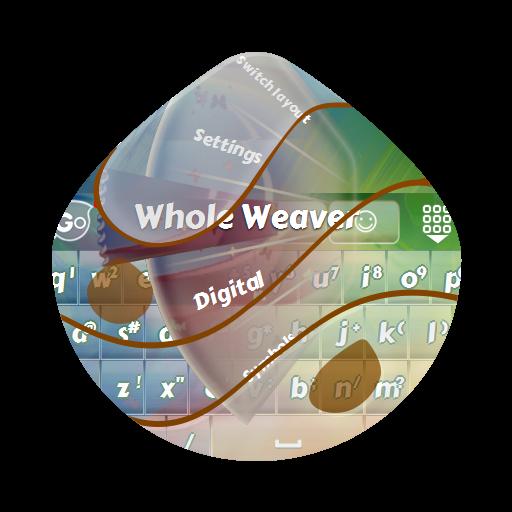 全韋弗 GO Keyboard 個人化 App LOGO-硬是要APP