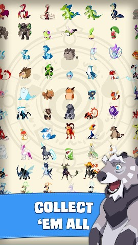 android Mino Monsters 2: Evolution Screenshot 9