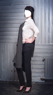 Top model foto dívky editor - náhled
