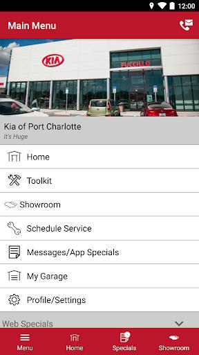Fuccillo Kia of Port Charlotte App Report on Mobile Action - App