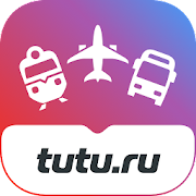 Tutu.ru - flights, Russian railway and bus tickets
