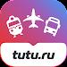 ЖД, Авиа, Автобусы — билеты онлайн на Туту.ру Icon