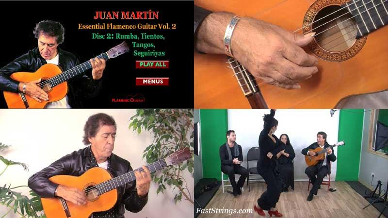 Juan Martin - Essential Flamenco Guitar Volume 2