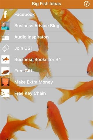 Big Fish Ideas - Business Club- screenshot