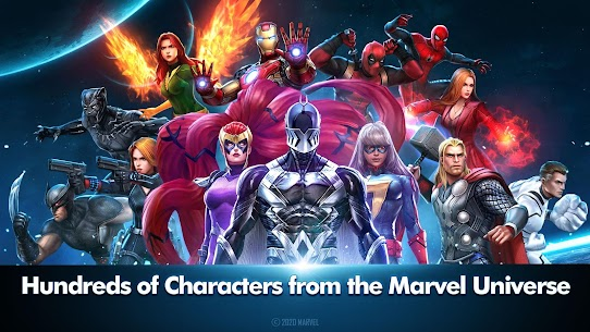 Marvel's Avengers Beta Apk +OBB/Data for Android. [Stadia] 1