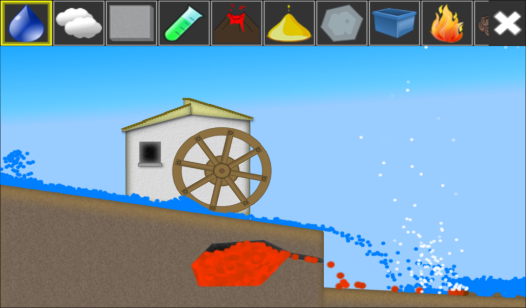 Sandbox XL- screenshot