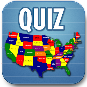 USA States And Capitals Quiz Android Apps On Google Play - Online us map test